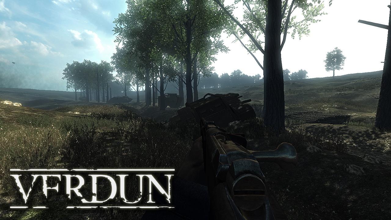 Verdun Steam Gift EUROPE - 1