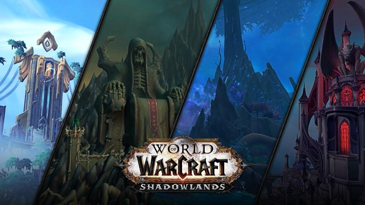 World of Warcraft: Shadowlands | Base Edition (PC) - Battle.net Key - NORTH AMERICA - 3