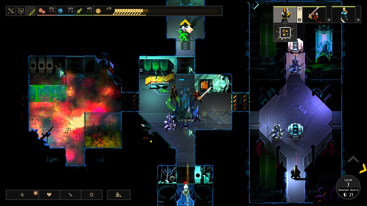 Dungeon of the Endless   Definitive Edition (PC) - Steam Key - GLOBAL - 3