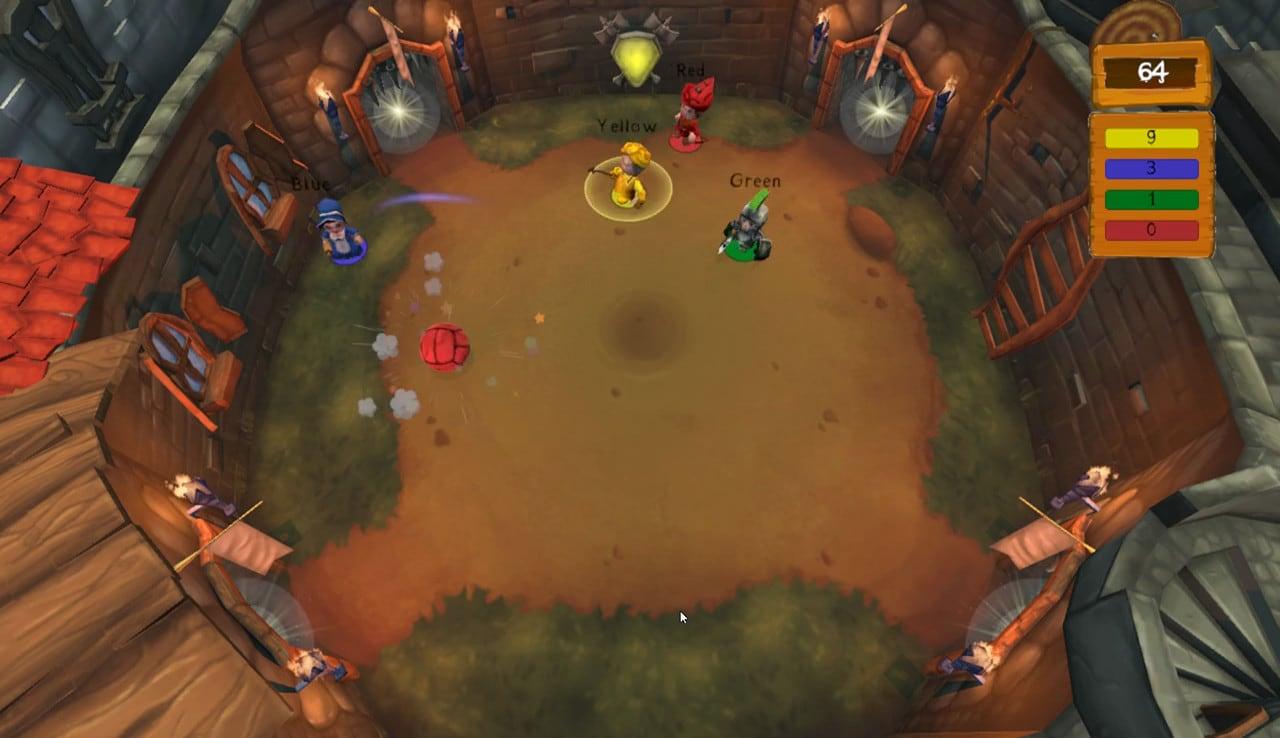 Fantasy Ball Steam Key GLOBAL - 2
