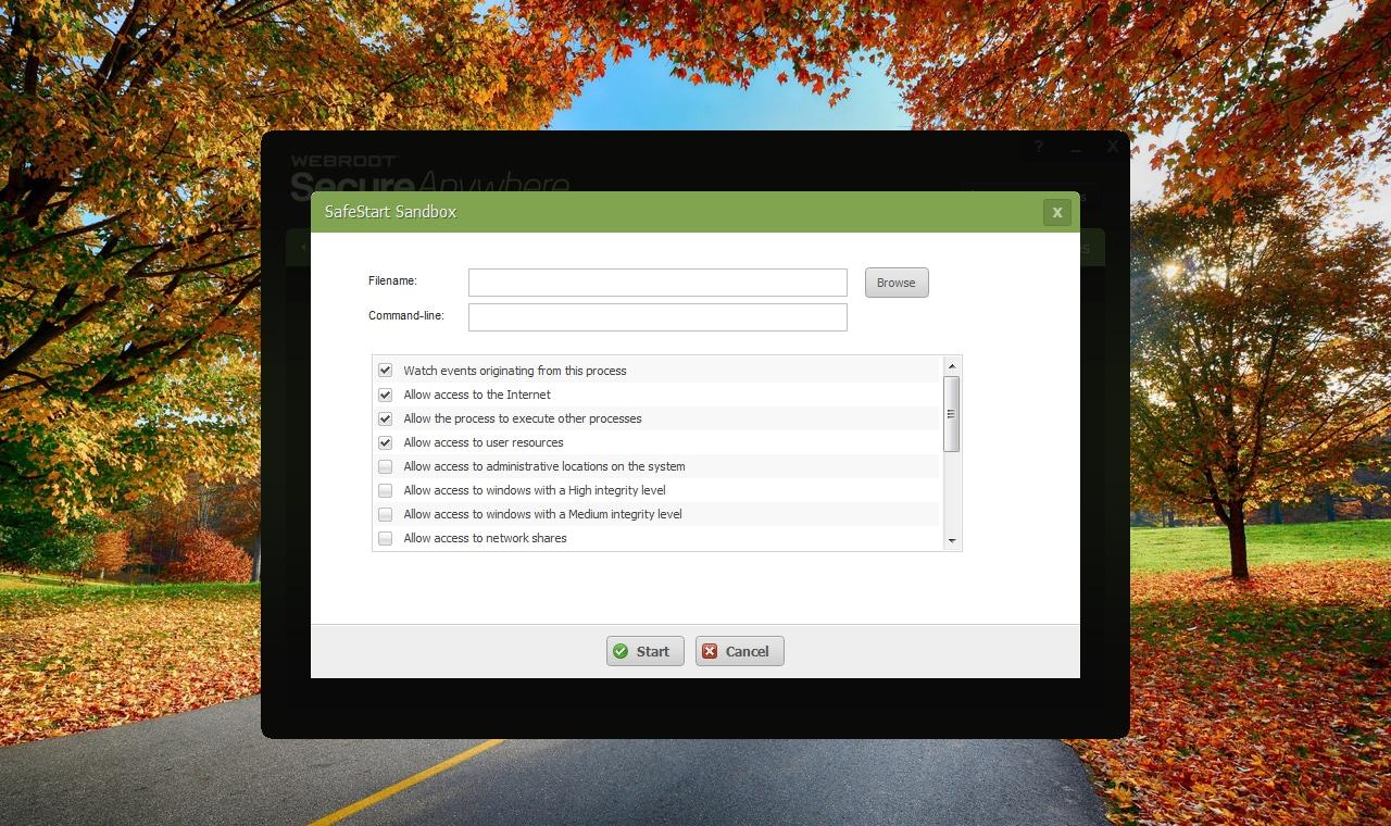 Webroot SecureAnywhere AntiVirus 1 Device GLOBAL Key PC 1 Year - 3