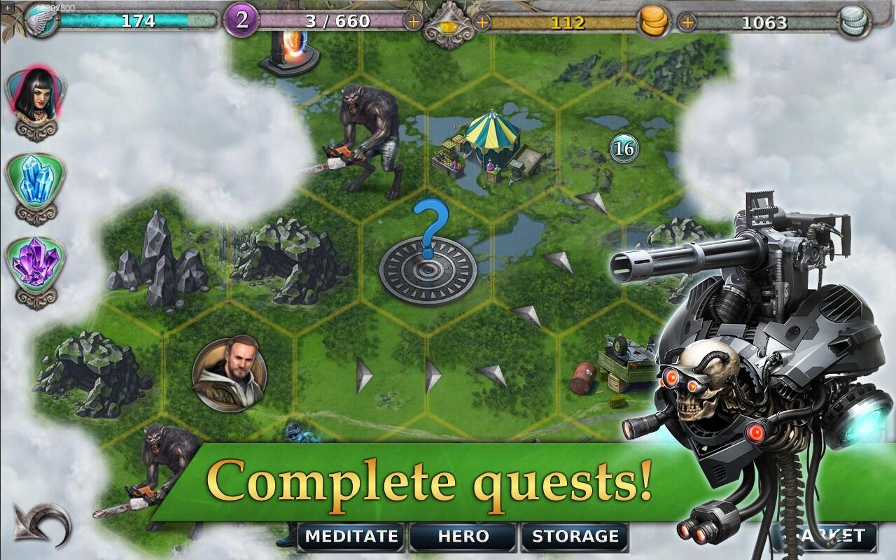 Gunspell - Steam Edition Steam Key GLOBAL - 3