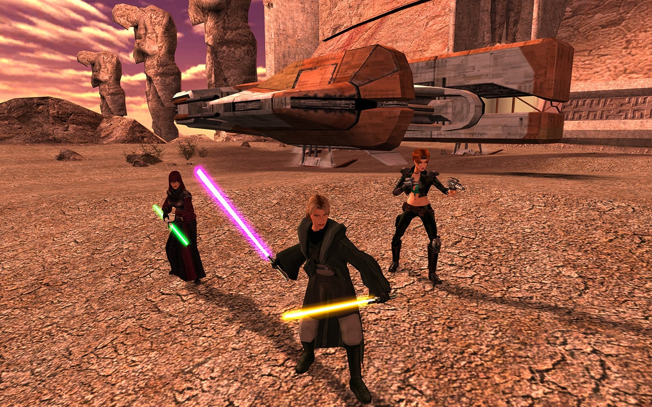 STAR WARS Knights of the Old Republic II - The Sith Lords (PC) - Steam Key - GLOBAL - 4