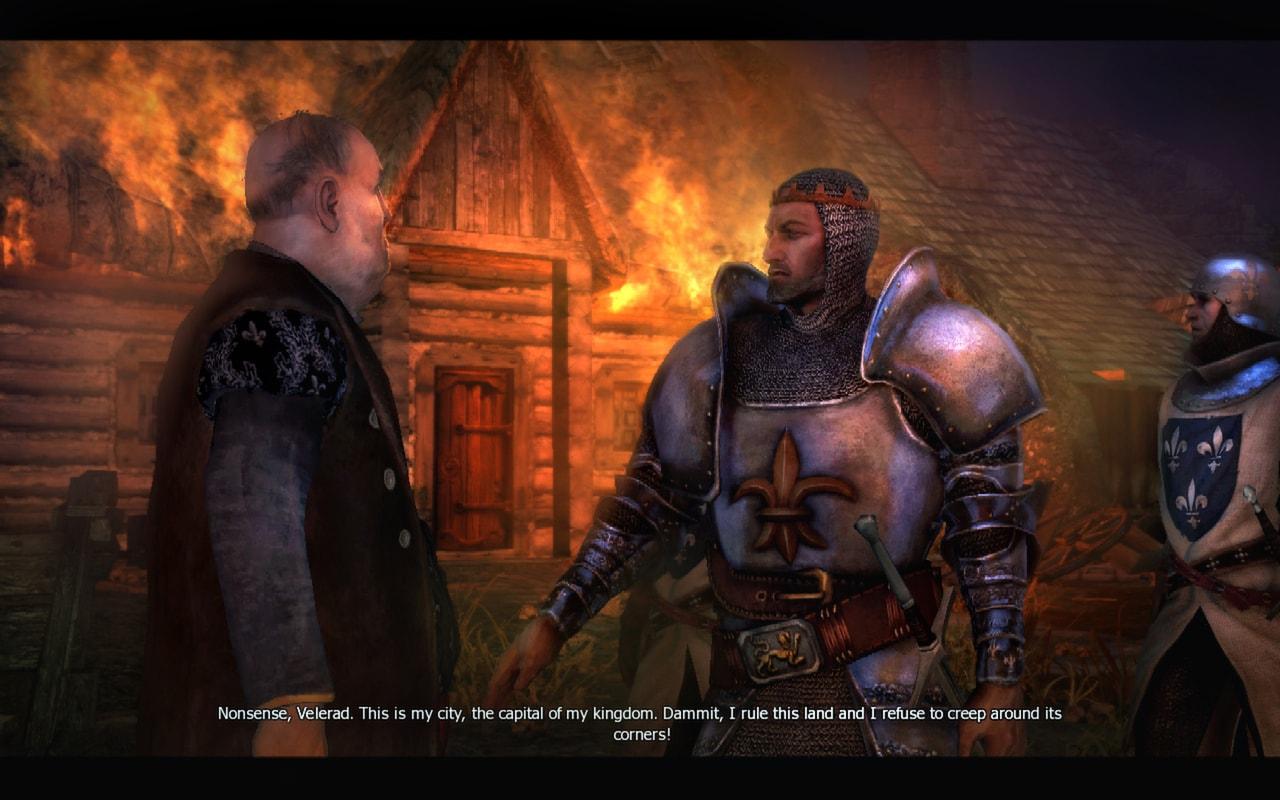 The Witcher: Enhanced Edition Director's Cut GOG.COM Key GLOBAL - 4