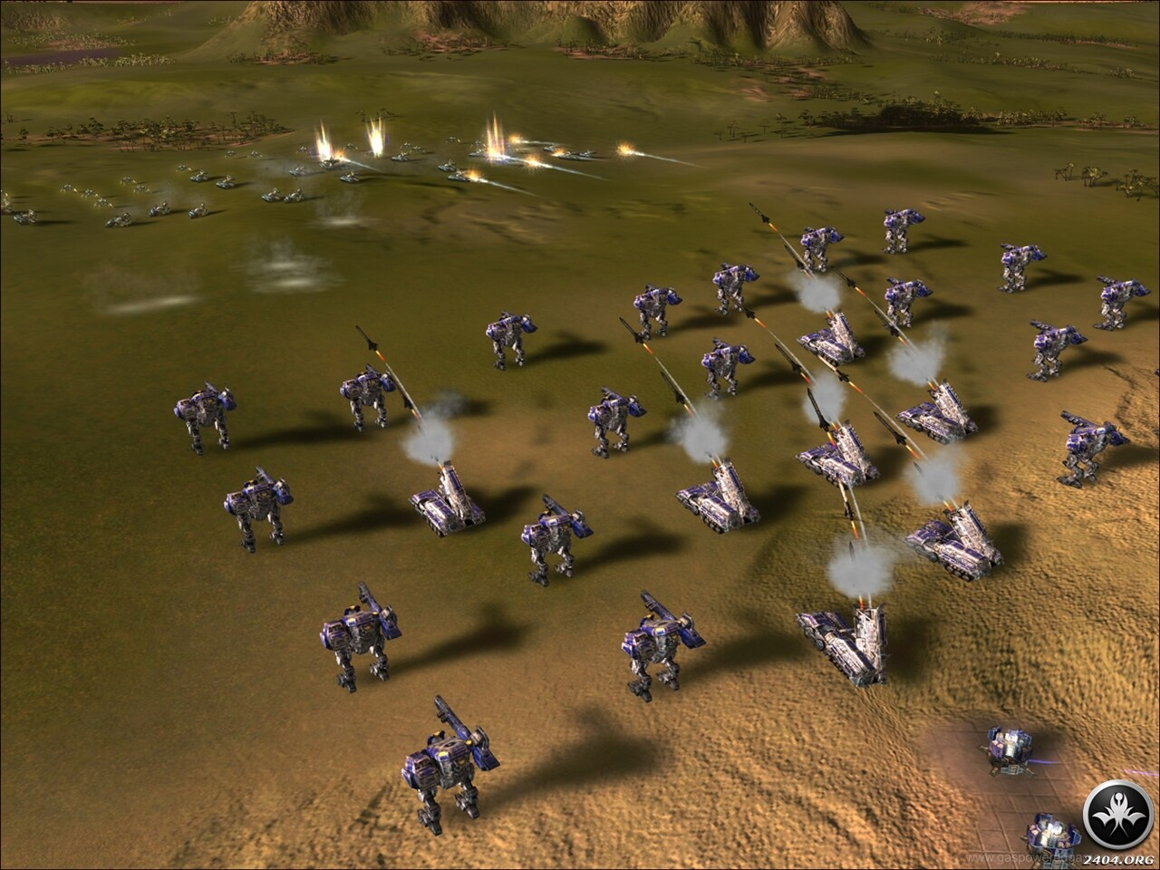 Supreme Commander Forged Alliance Steam Gift GLOBAL - 3