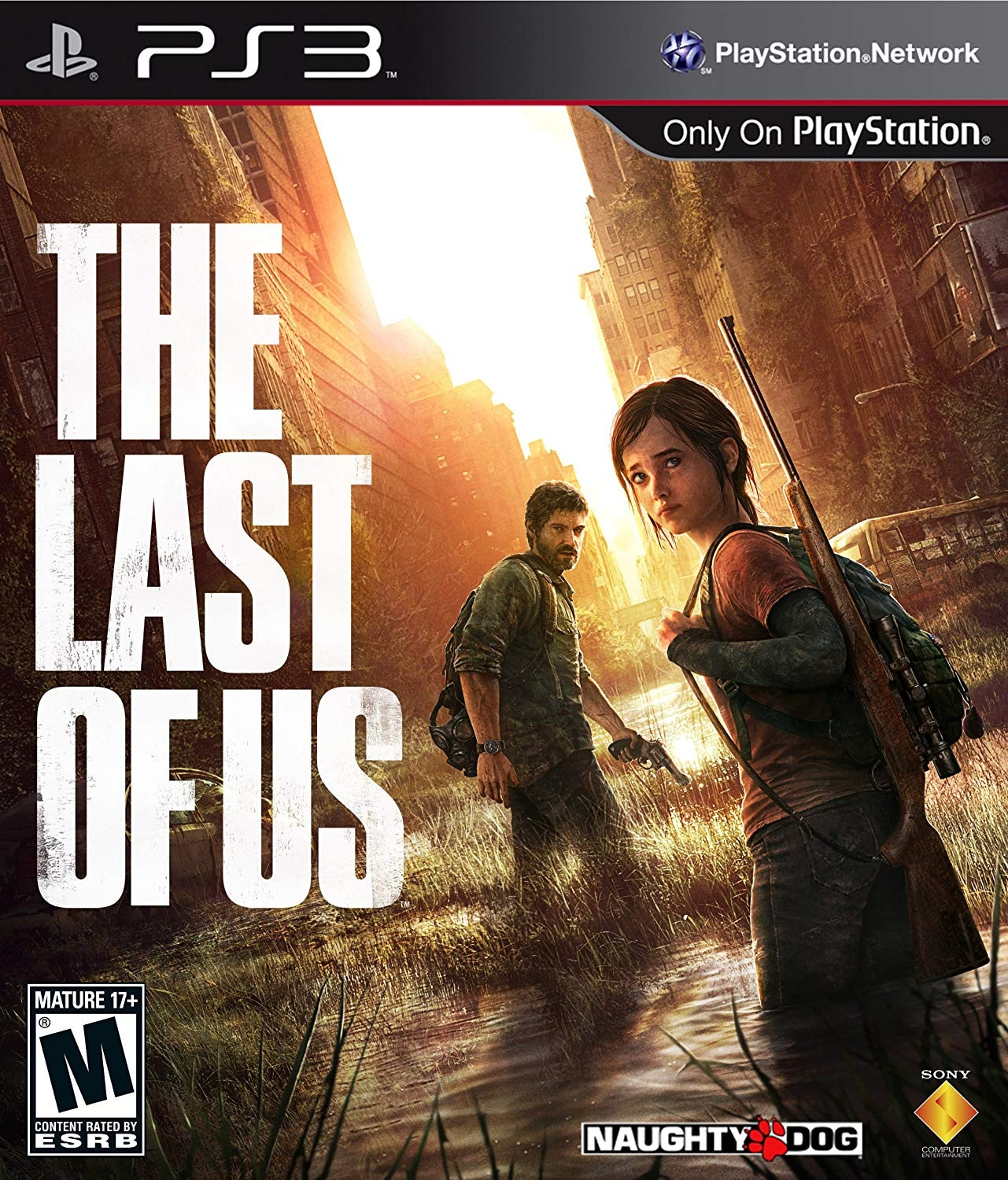 PS3 The Last Of Us R1 - 1