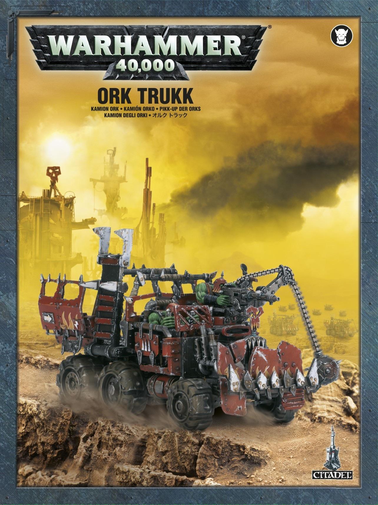 Ork Trukk - 1