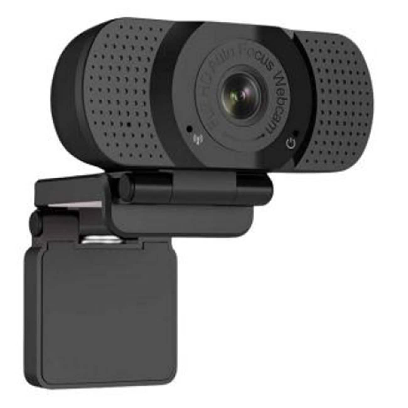 Gaming WebCam For Streaming USB FHD Microphone Camera Auto Focus SP-WCAM11 - 5
