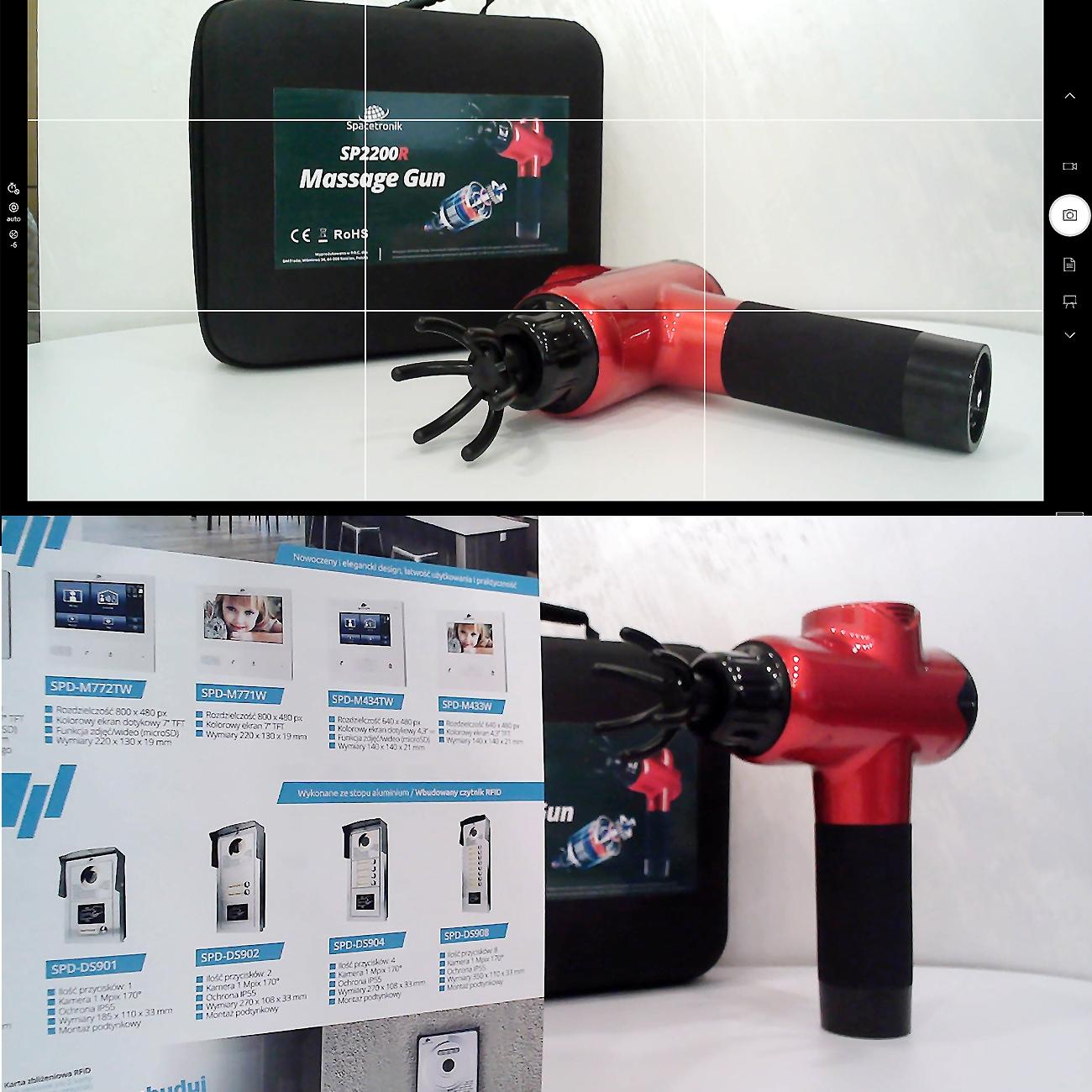 Gaming WebCam For Streaming USB FHD Microphone Camera Auto Focus SP-WCAM11 - 12