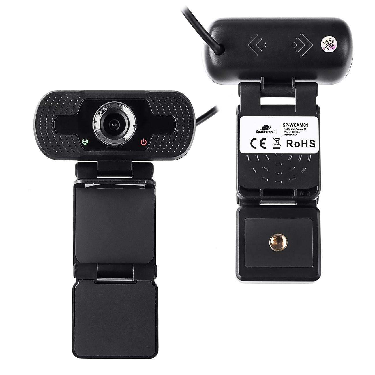Webcam for Streaming Microphone Camera USB FHD SP-WCAM01 - 2