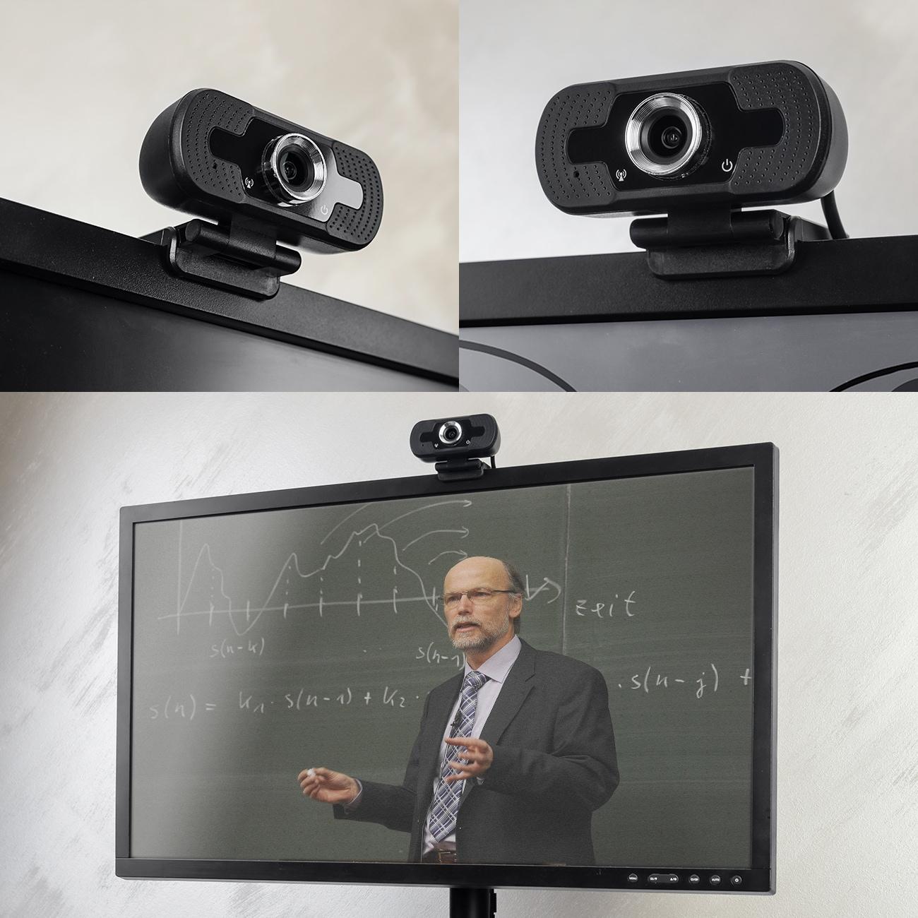 Webcam for Streaming Microphone Camera USB FHD SP-WCAM01 - 9