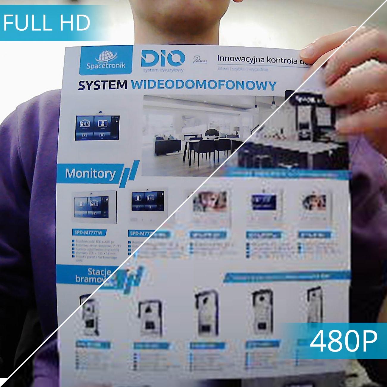 Webcam for Streaming Microphone Camera USB FHD SP-WCAM01 - 14