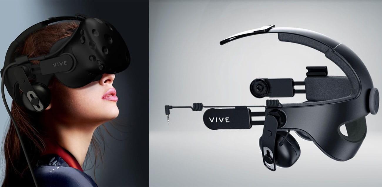 HTC Vive Deluxe Audio Strap - 6