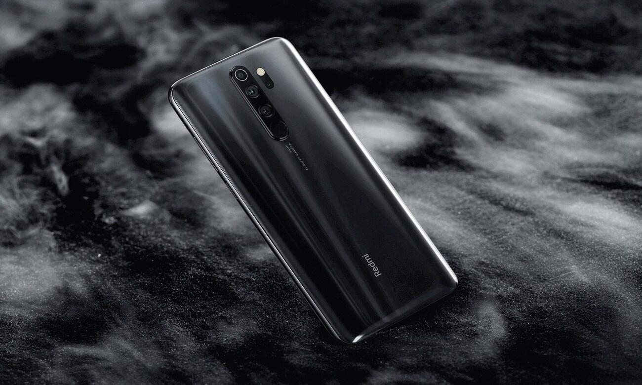 Smartfon Xiaomi Redmi Note 8 Pro 6/128GB NFC GPS - 6