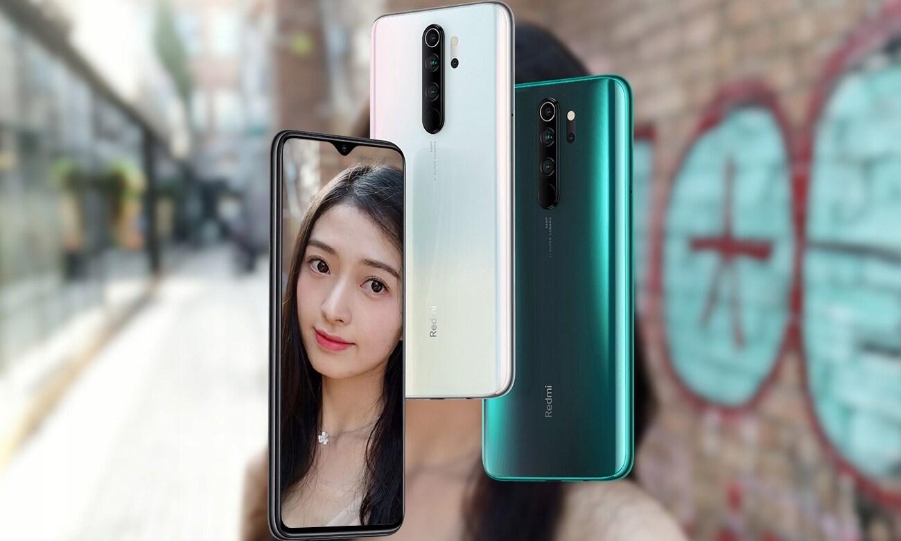 Smartfon Xiaomi Redmi Note 8 Pro 6/128GB NFC GPS - 8