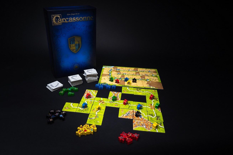 Carcassonne Edycja Jubileuszowa - 2
