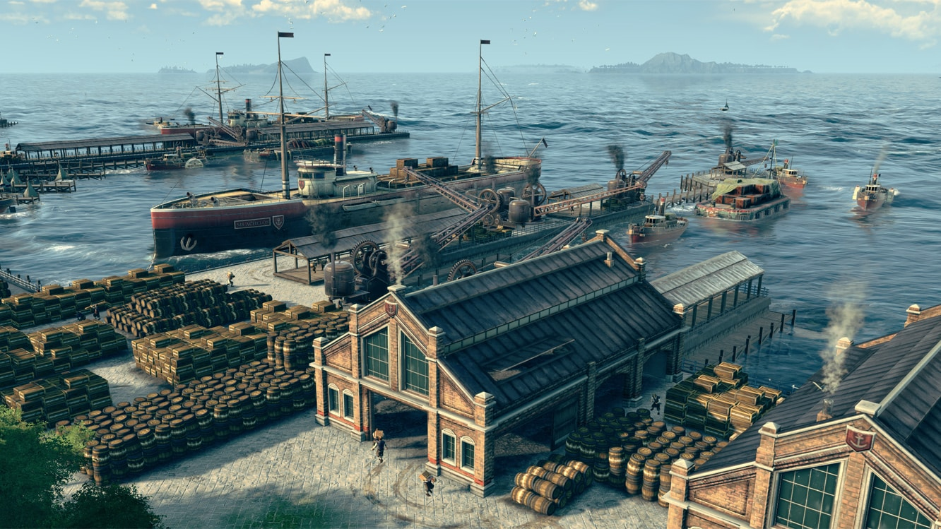 Anno 1800 (PC) - Ubisoft Connect Key - GLOBAL - 4