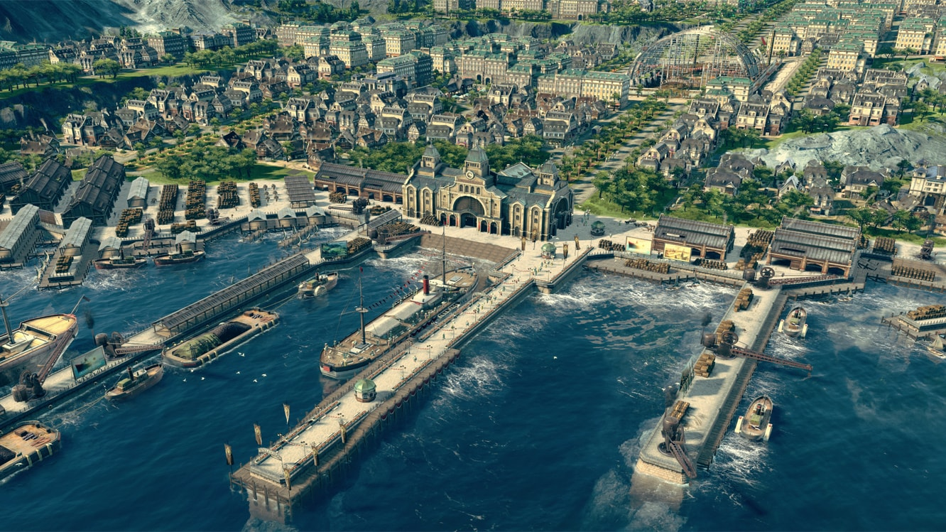 Anno 1800 (PC) - Ubisoft Connect Key - GLOBAL - 3