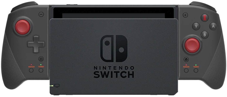Nintendo Switch Hori Split Pad Pro Daemon X Machina  - Grey - 2