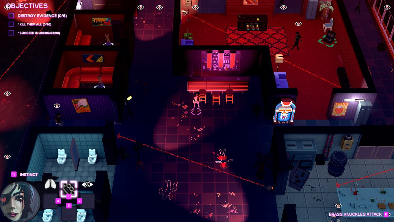 Party Hard 2 DLC: Alien Butt Form (PC) - Steam Key - GLOBAL - 4