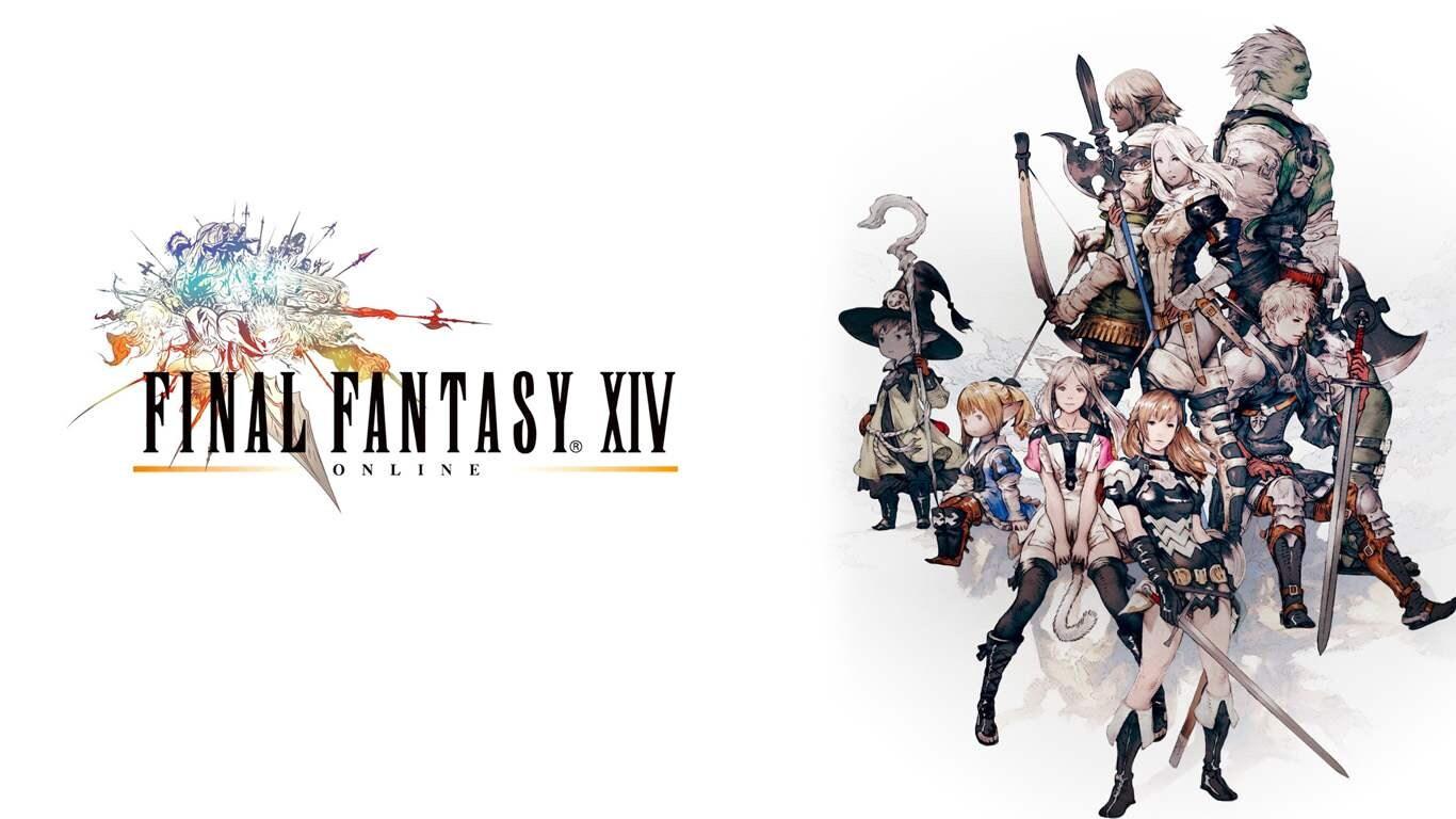 FINAL FANTASY XIV ONLINE COMPLETE EDITION Final Fantasy Key NORTH AMERICA - 1