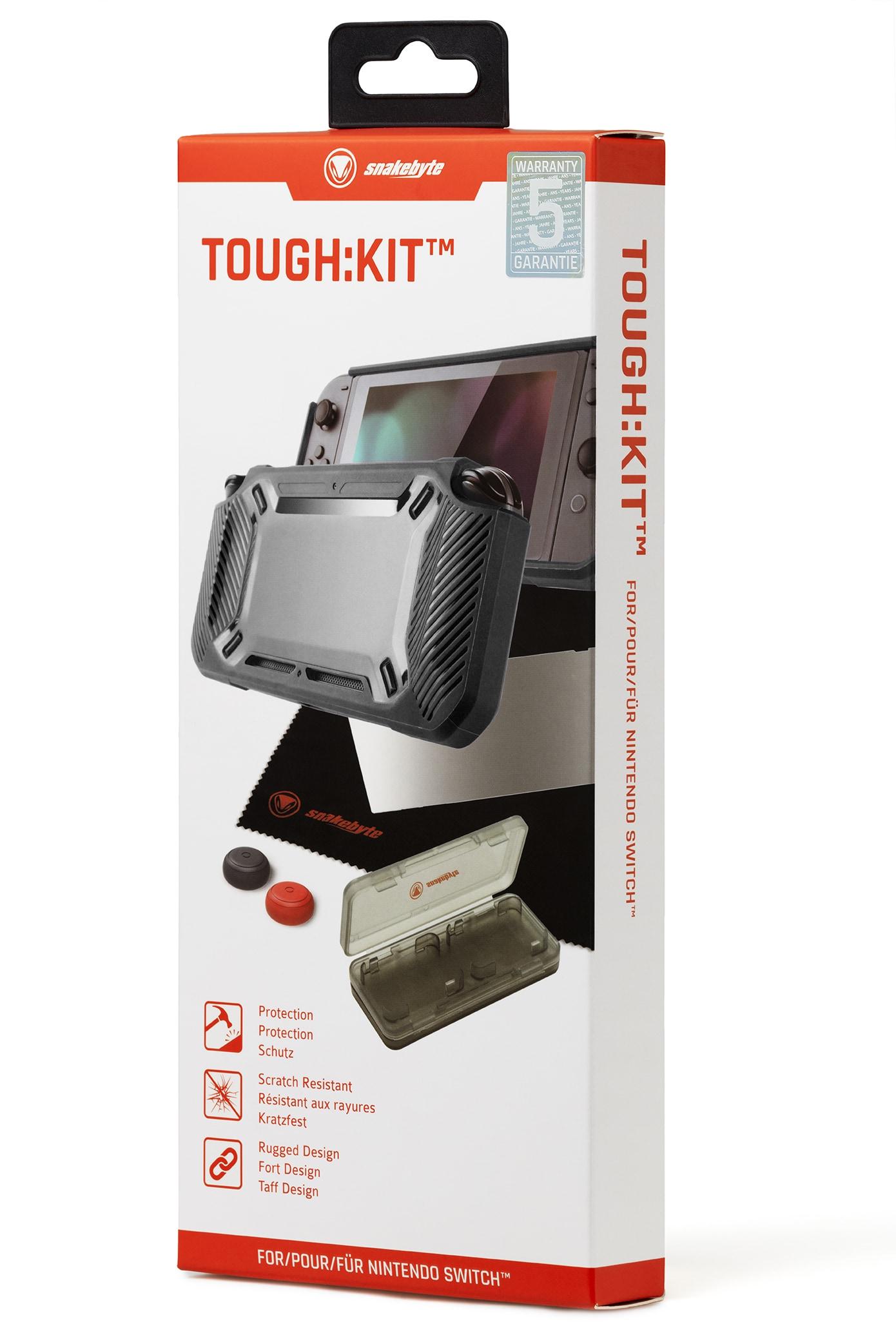 Snakebyte TOUGH:KIT™ Nintendo Switch  Black - 3