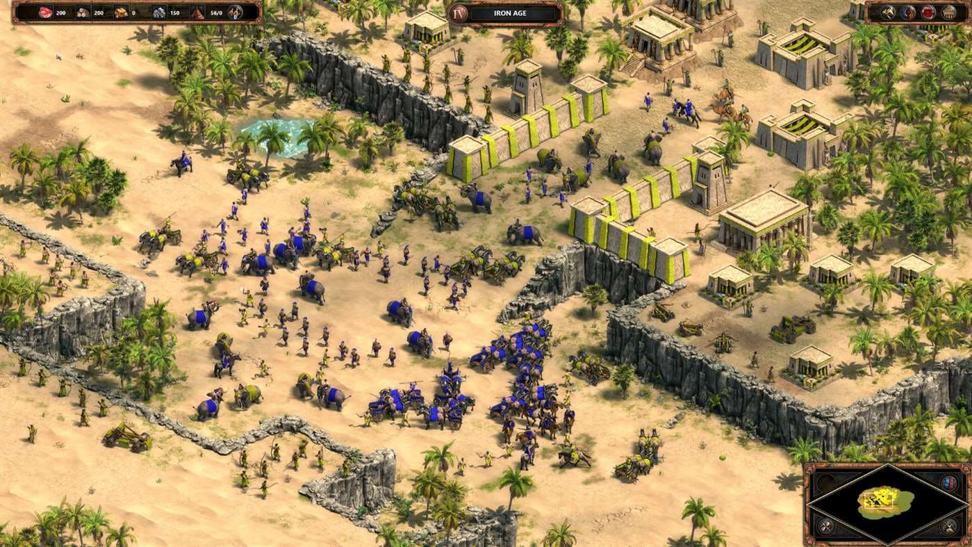 Age of Empires: Definitive Edition (PC) - WINDOWS 10 Key - GLOBAL - 3