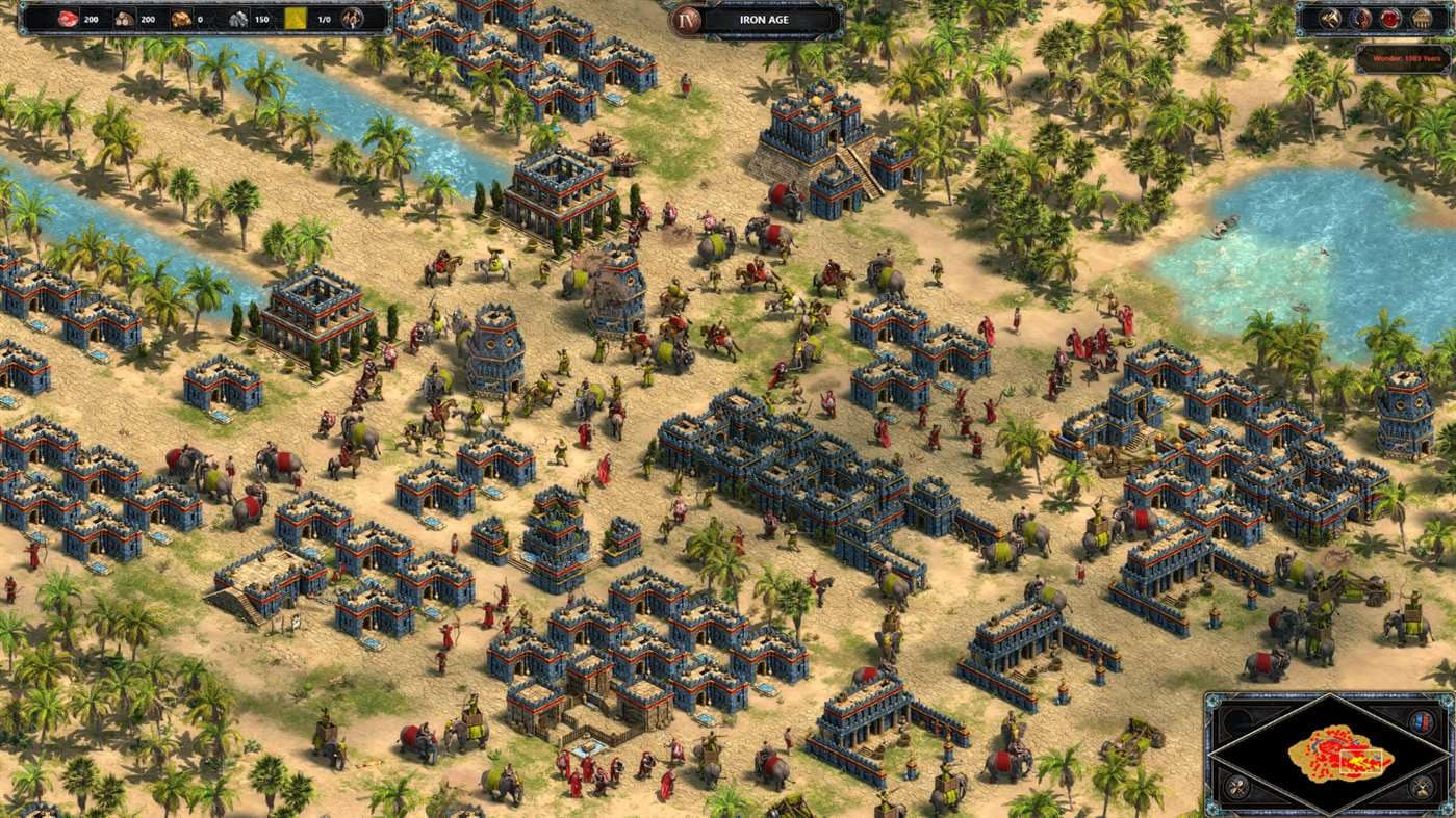 Age of Empires: Definitive Edition (PC) - WINDOWS 10 Key - GLOBAL - 4