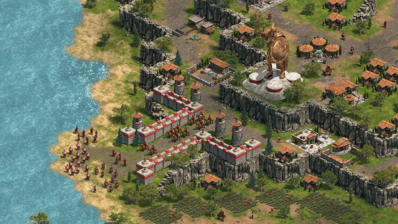 Age of Empires: Definitive Edition (PC) - WINDOWS 10 Key - GLOBAL - 2