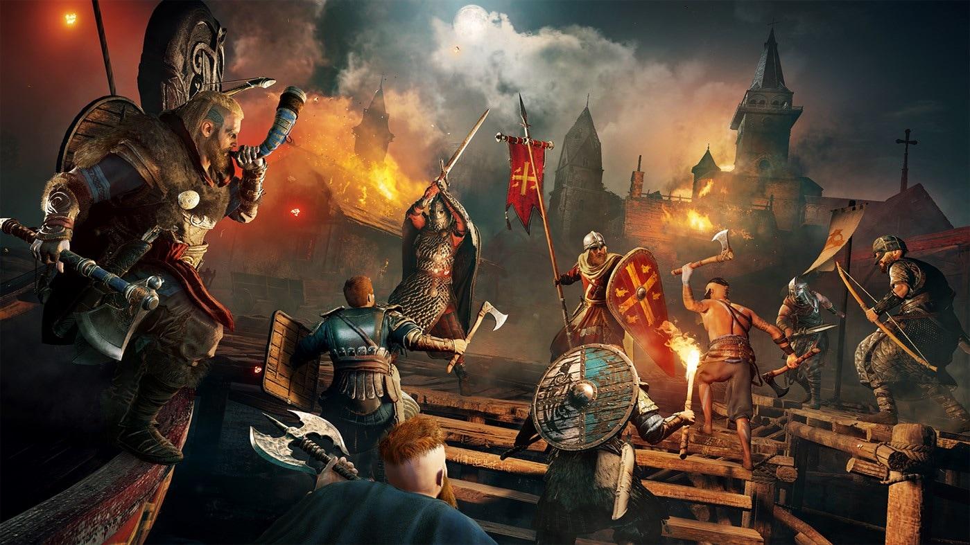 Assassin's Creed Valhalla Season Pass (Xbox One, Series X/S) - Xbox Live Key - GLOBAL - 3