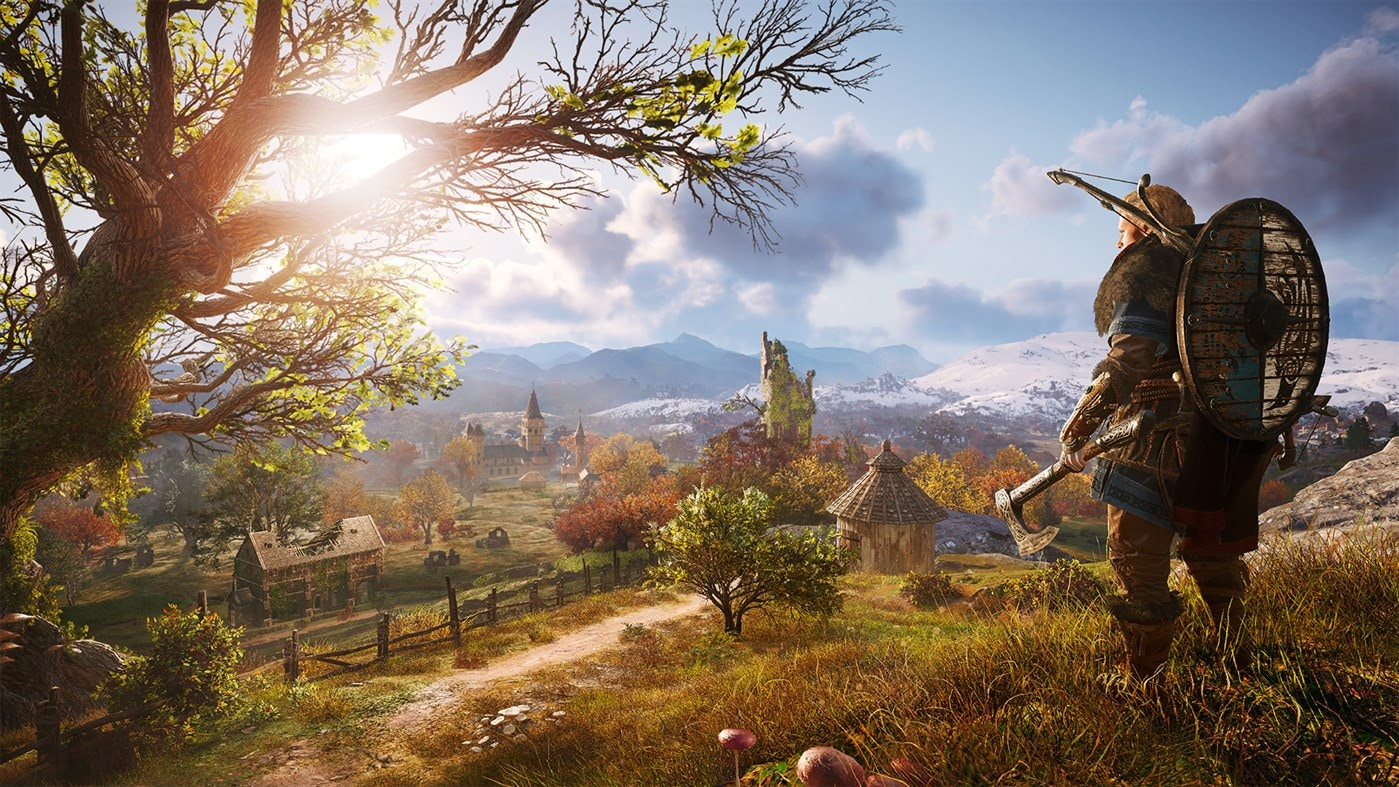 Assassin's Creed Valhalla Season Pass (Xbox One, Series X/S) - Xbox Live Key - GLOBAL - 1