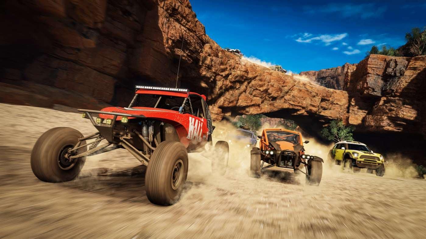 Forza Horizon 3 Xbox Live Key Windows 10 / Xbox One GLOBAL - 4