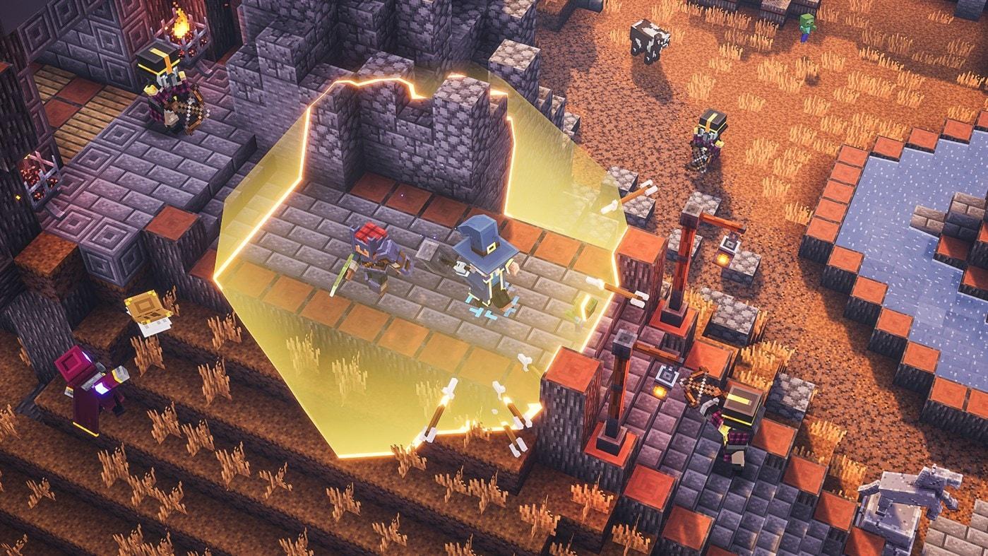 Minecraft: Dungeons (PC) - Steam Gift - NORTH AMERICA - 2