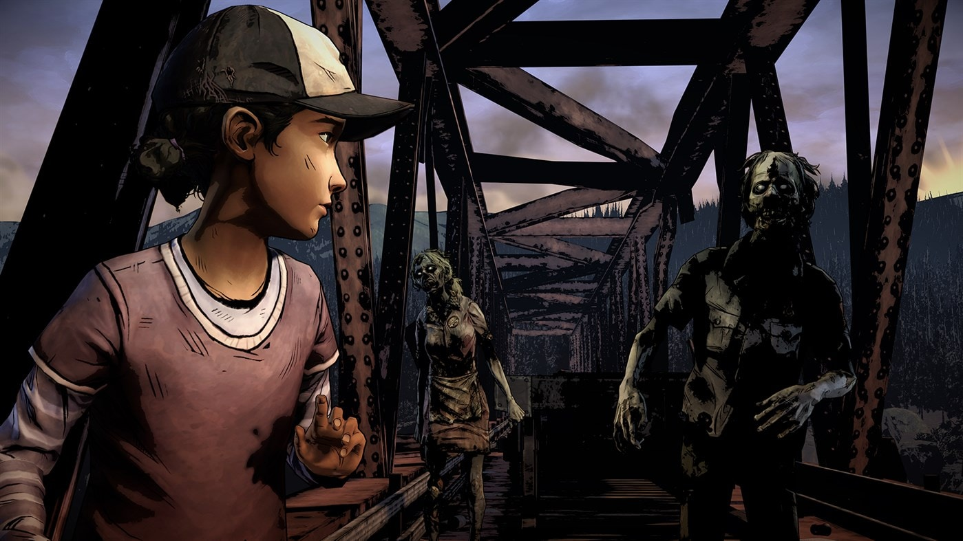 The Walking Dead: The Telltale Definitive Series (PC) - Steam Gift - NORTH AMERICA - 3