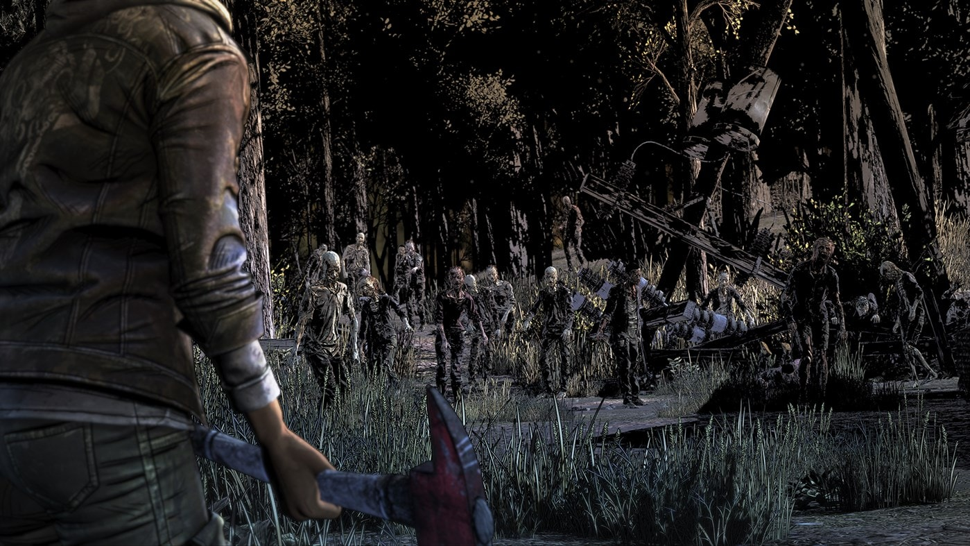 The Walking Dead: The Telltale Definitive Series (PC) - Steam Gift - NORTH AMERICA - 4