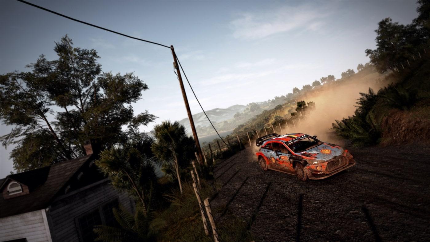 WRC 9 FIA World Rally Championship (PC) - Epic Games Key - GLOBAL - 2