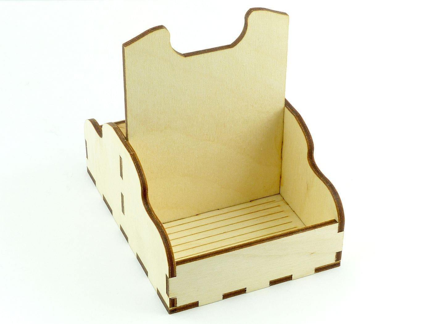 assembled card tray, standard CCG, 68 x 46 mm - 1