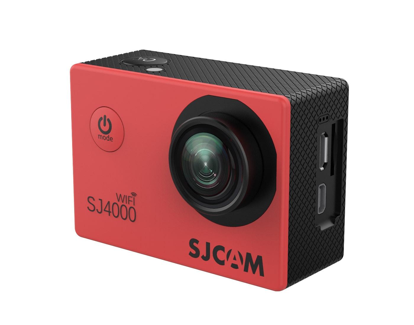 SJCAM SJ4000 WIFI Action Camera FHD1080P waterproof Underwater Camera 12MP Sports Camcorder  Red - 5