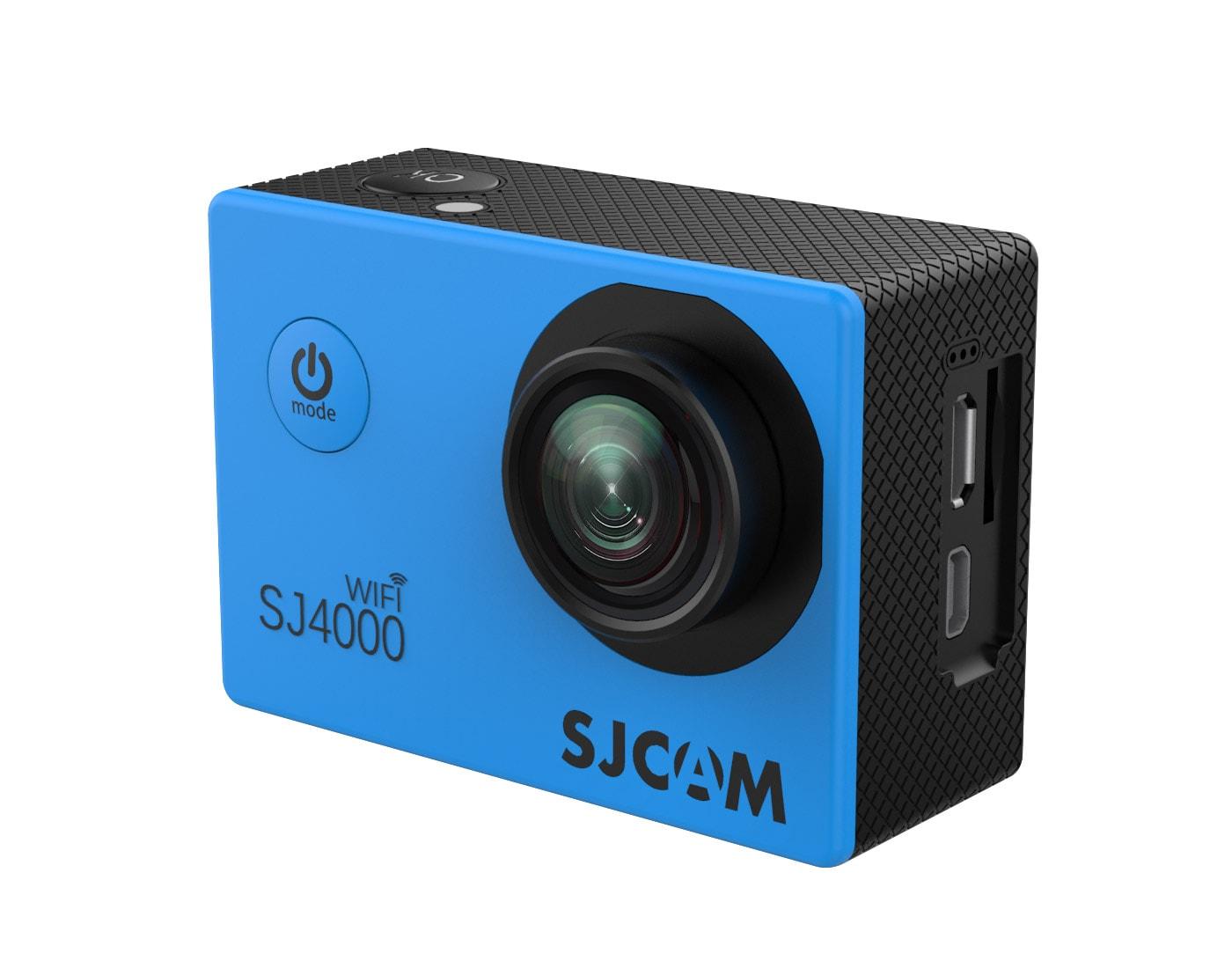 SJCAM SJ4000 WIFI Action Camera FHD1080P waterproof Underwater Camera 12MP Sports Camcorder  Red - 3