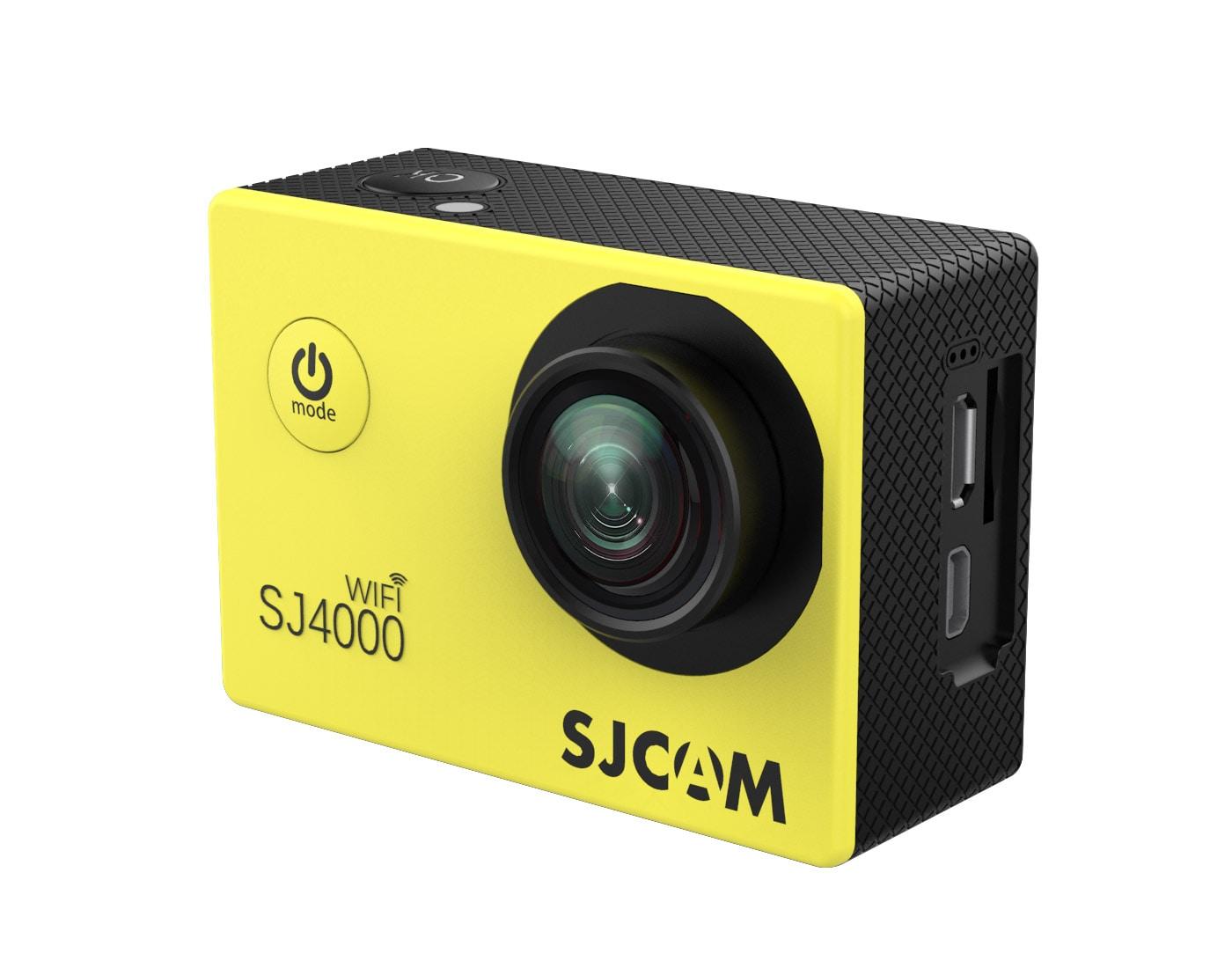 SJCAM SJ4000 WIFI Action Camera FHD1080P waterproof Underwater Camera 12MP Sports Camcorder  Red - 8