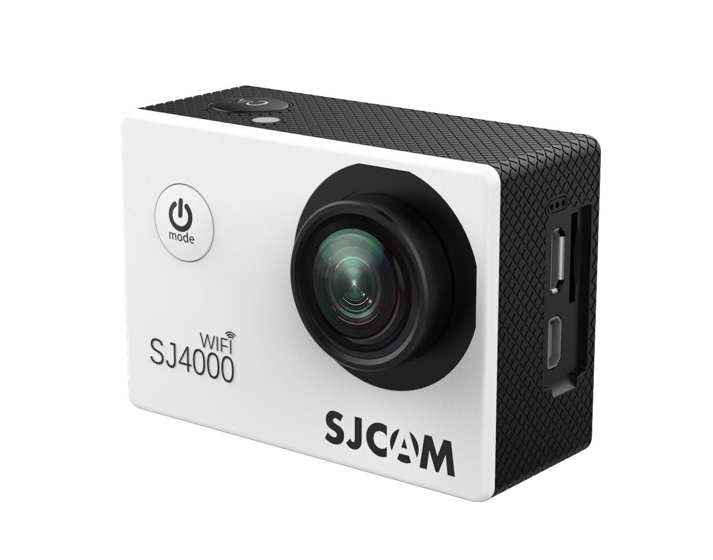 SJCAM SJ4000 WIFI Action Camera FHD1080P waterproof Underwater Camera 12MP Sports Camcorder  Red - 7