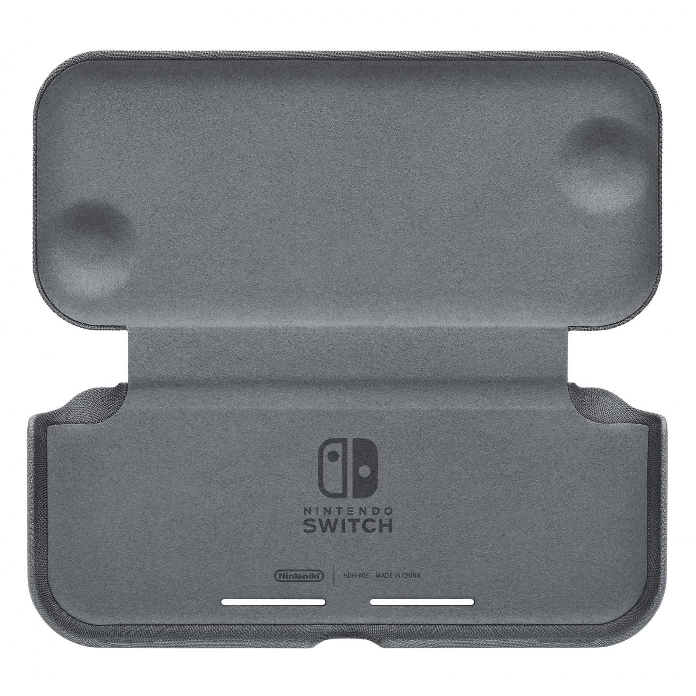 Nintendo Switch Lite Flip Cover & Screen Protector - 2