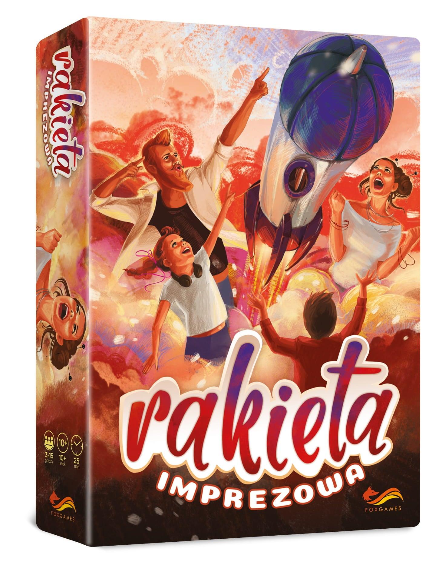 RAKIETA IMPREZOWA - 1