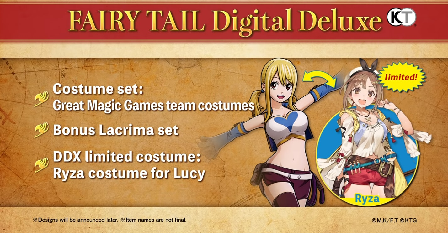 FAIRY TAIL | Digital Deluxe (PC) - Steam Gift - EUROPE - 4