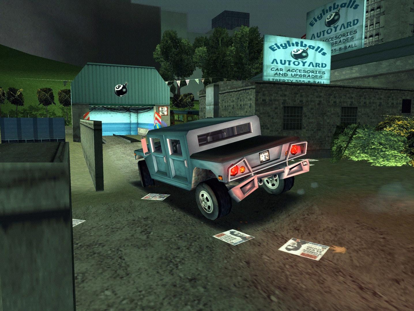Grand Theft Auto III Steam Key GLOBAL - 4
