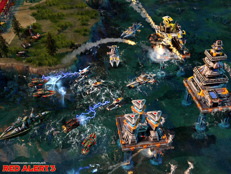 Command & Conquer: Red Alert 3 Origin Key GLOBAL - 4