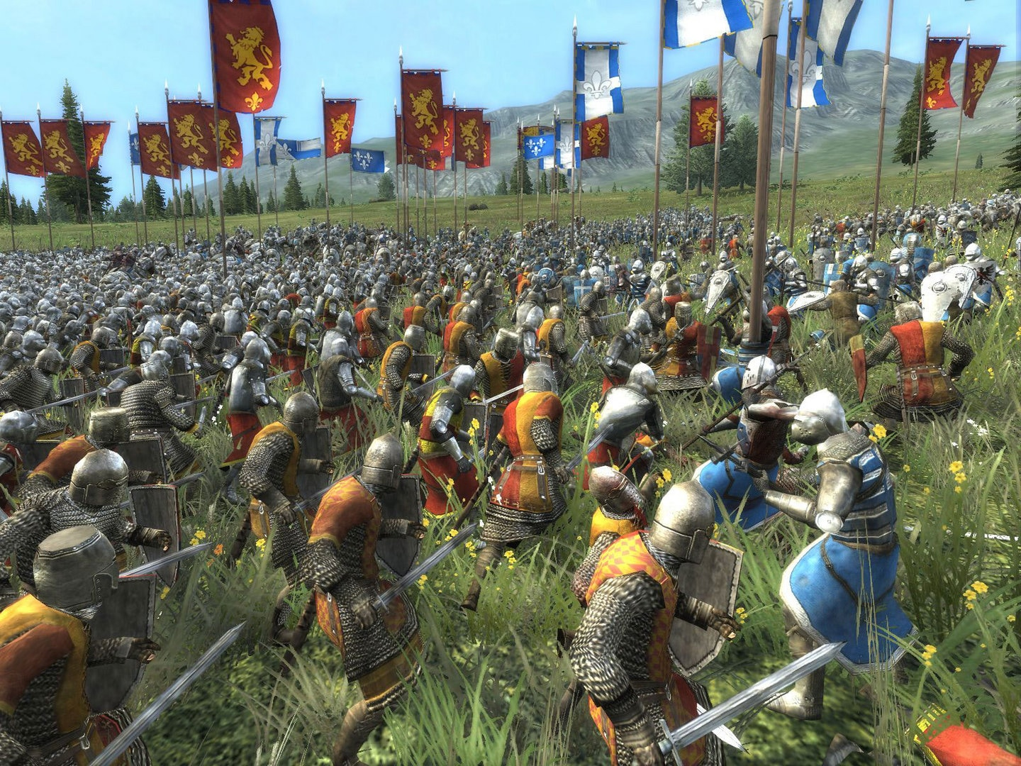Medieval II: Total War Collection (PC) - Steam Key - GLOBAL - 3