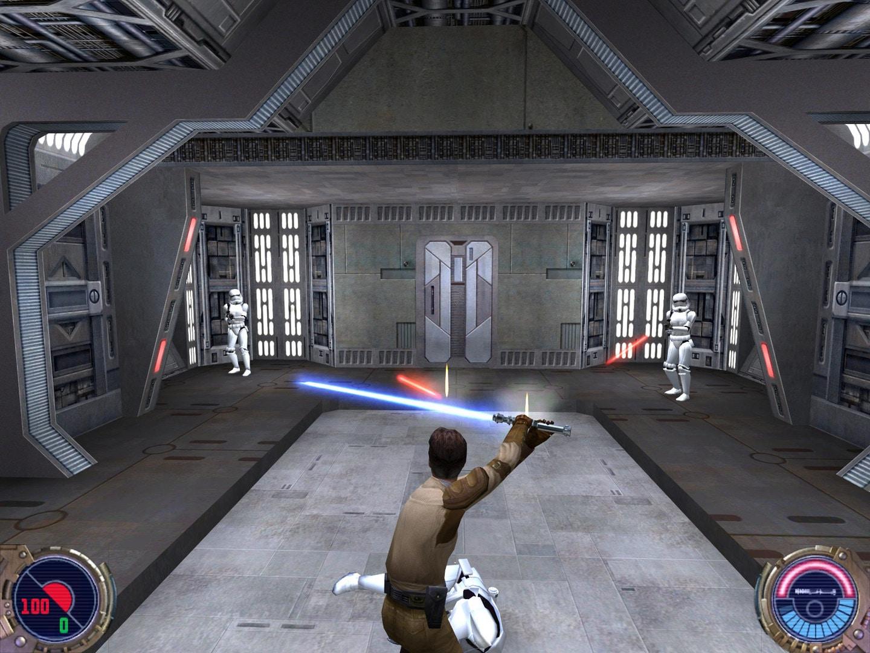 Star Wars Jedi Knight II: Jedi Outcast (PC) - Steam Key - GLOBAL - 3