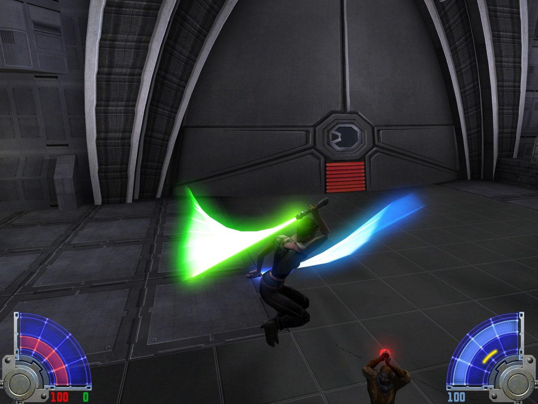 Star Wars Jedi Knight: Jedi Academy Steam Key GLOBAL - 3