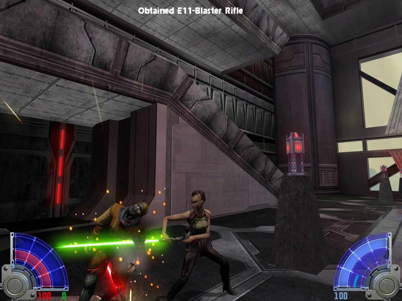 Star Wars Jedi Knight: Jedi Academy Steam Key GLOBAL - 2